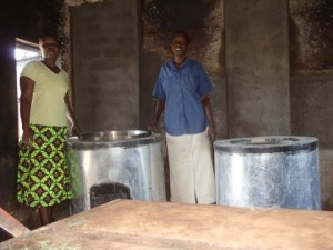 Improved Kitchen Stoves and Cooking Pots